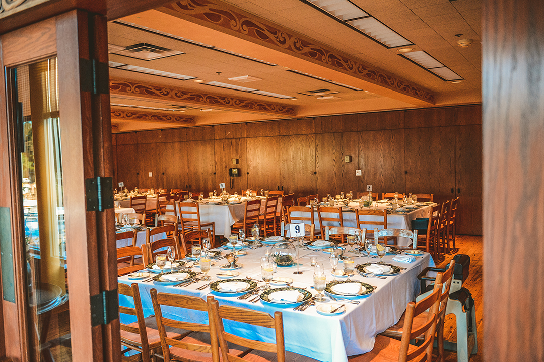 Brookfield Zoo Wedding Reception 10